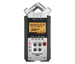 ZOOM H4N Handy Recorder Digital Recorder